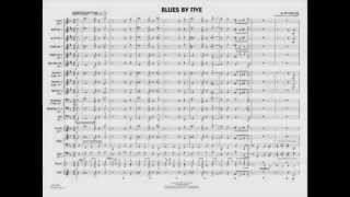 Blues By Five by Red Garland/arr. John Berry