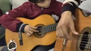 Milonga Sentimental (Carlos Gardel) IPET 143 (Oliva-Cba)- Taller de guitarra