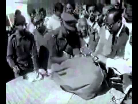 The rare Footage of liberation war of Bangladesh mp4