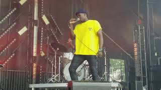 Jacob Banks - Chainsmoking - Osheaga