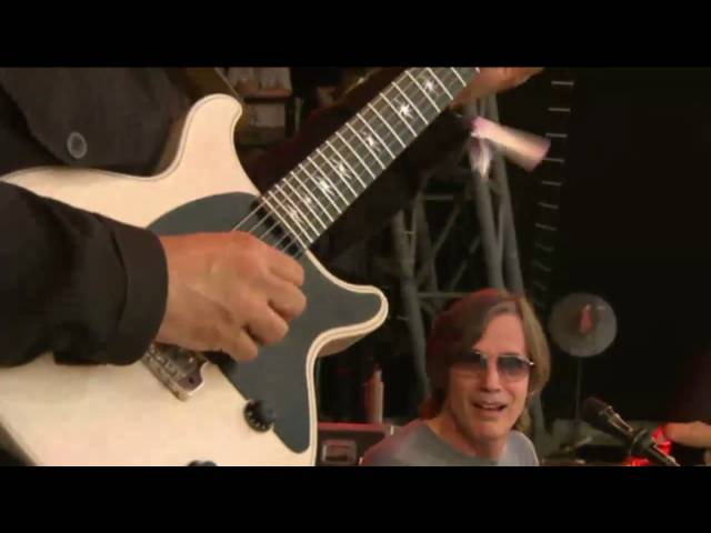 """Vídeo de """"Doctor My Eyes"""" de Jackson Browne en directo"""