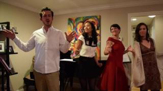 """That's Life"" performed by Glenn Healy feat. Emily, Janel & Alisa"