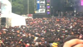 Rock al Parque 2009 (Here We Comes - Molotov)(parte 1)