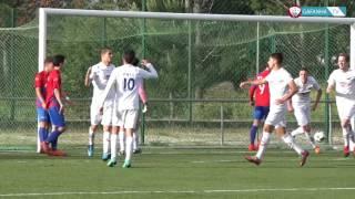 O GD Gafanha recebeu e venceu hoje a equipa do RD Águeda por 1-0 e continua líder