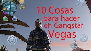 10 Cosas para hacer en Gangstar vegas.