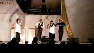 """Apresentação de """"Salsa"""" na igreja"""