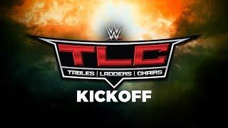 WWE TLC 2017 Kickoff show