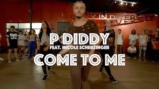 P Diddy - Come To Me Feat. Nicole Scherzinger | Hamilton Evans Choreography