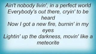 16664 Pat Benatar - All Fired Up Lyrics