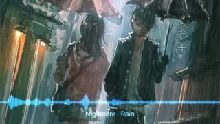 Nightcore - Rain (By The Script)