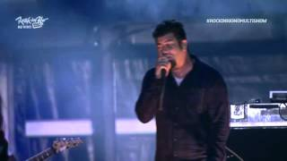 Deftones -  Be Quiet and Drive. - [Live at Rock In Rio 2015].