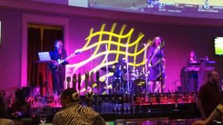 Vegas band at Mahoning Valley Racino