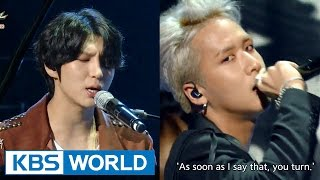 VIXX LR - Beautiful Liar [Music Bank HOT Stage / 2015.09.04]