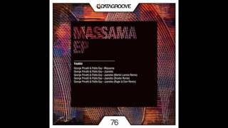 George Privatti, Pablo Say - Massama (Original Mix)