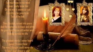 Reba McEntire *♥* The Greatest Man I Never Knew