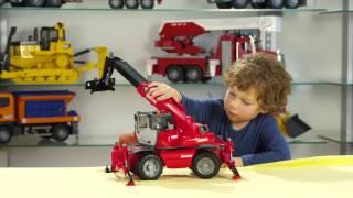Bruder Toys Expert Manitou MRT Review Episode #007