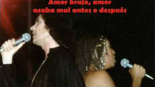 camilo sesto amor brujo (Dúo con Liza Ball)