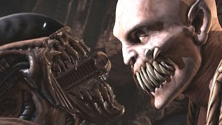 Mortal Kombat XL - All Fatalities/Stage Fatalities on Baraka (Including Kombat Pack 2) width=