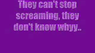 Lyrics To-Bieber Fever.