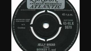 Booker T & The MG's Jellybread.wmv