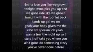 Trevor jackson like we grown lyrics