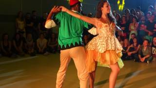 PBZC 2017 Artists JnJ with Mathilde and William ~ video by Zouk Soul