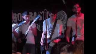 En blanco y negro (cover acústico barricada) - Bombástico y Los Malvados