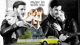 killian & emma || Move in with me [6x03]