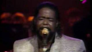 Barry White Live in Paris 31/12/1987 - Part 3 - See The Trouble With Me