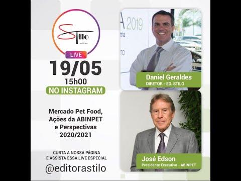 Live com José Edson - Presidente da ABINPET