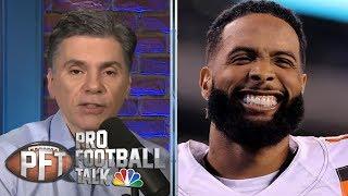Is Odell Beckham Jr giving LSU football players money a problem? | Pro Football Talk | NBC Sports