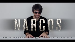 NARCOS THEME - Tuyo (Rodrigo Amarante) | David de Miguel Piano Cover