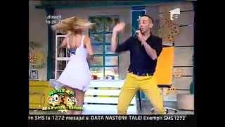 "Fabian Sanchez - ""Hola La La"" - Neatza cu Razvan si Dani"