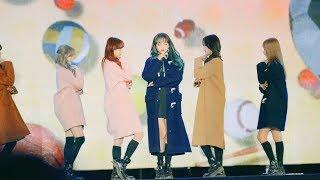 우주소녀(WJSN) - Happy @180210 강릉 페스타 [4k Fancam/직캠]