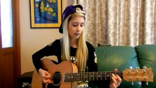 Escape The Fate- The Flood Acoustic Cover