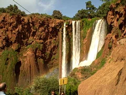 Morocco's Waterfalls