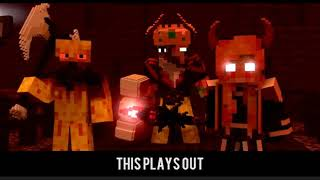 """We are the danger"" Minecraft Music Video"