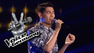 James Arthur - Recovery   Juan Geck Cover   The Voice of Germany 2017   Blind Audition