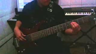 Se eu te pego, te envergo - Sorriso Maroto (Bass Cover)
