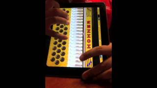 Señor Dios - Ramon Ayala - Cover - Acordeon iPad