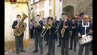 Banda de Nisa  - Missa TVI.wmv