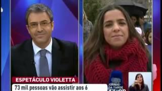 Violetta vai dar seis concertos em Lisboa até domingo