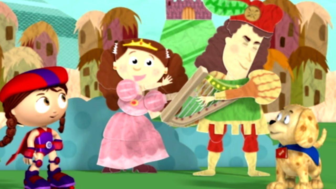 9. Princess Gwennie Saves the Day