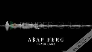 A$AP Ferg- Plain Jane (CLEAN)