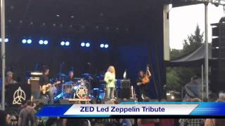 ZED - Led Zeppelin Tribute at Rockin Wheel