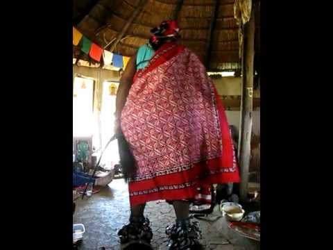 South African Sangoma, Makosi Cindi, www.intuitivemind.org