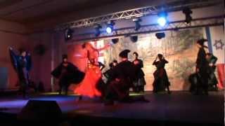 Georgian National Ballet Israel -Shalaho