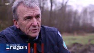 Mossad-Agenten in Schleswig-Holstein im Matsch stecken geblieben