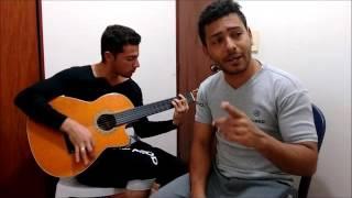 Cover Déjame Acompañarte - Omar Enrique & Elvis Crespo -    (Ellioct De La Hoz)