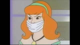 "Daphne Blake Bound and Gagged - The New Scooby-Doo Movies ""Sandy Duncan's Jekyll and Hyde"""
